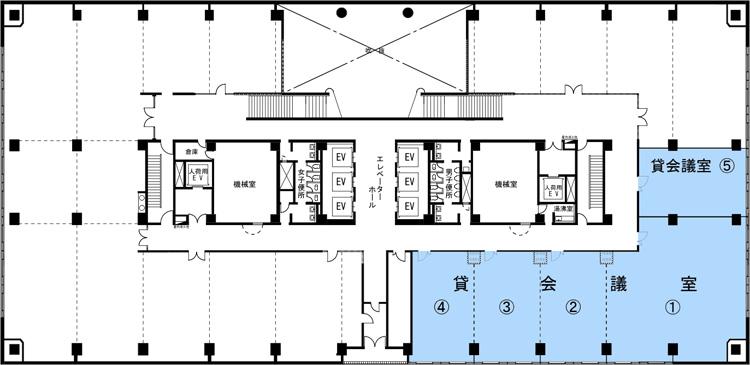 ■2階貸会議室