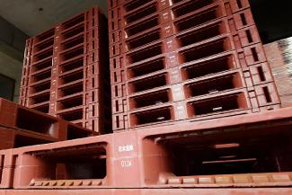 貨物特価に応じた荷役機器